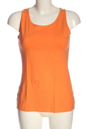 Orsay Basic topje licht Oranje casual uitstraling