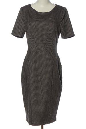 Orsay Abito longuette grigio chiaro-nero stampa integrale stile professionale