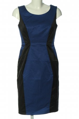Orsay Bleistiftkleid blau-schwarz Business-Look
