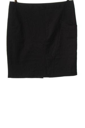 Orsay Bleistiftrock schwarz-weiß Streifenmuster Business-Look