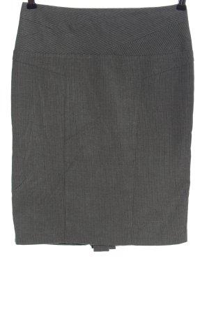 Orsay Bleistiftrock hellgrau Streifenmuster Casual-Look
