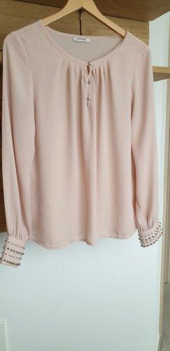 Orsay Camicetta a maniche lunghe rosa pallido Poliestere