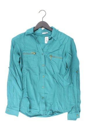 Orsay Bluse blau Größe 36