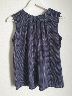 Orsay Blouse topje wolwit-donkerblauw