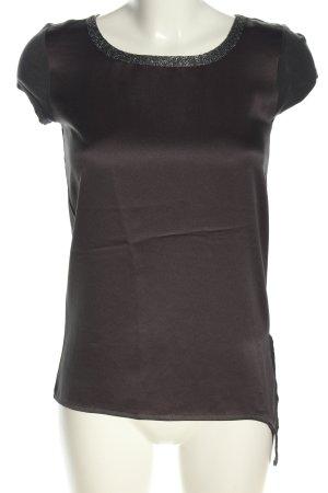 Orsay Bluseneinsatz schwarz Casual-Look