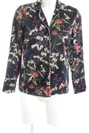 Orsay Blusenjacke Blumenmuster Casual-Look