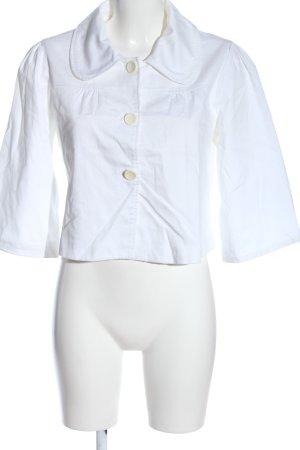 Orsay Bolerko biały W stylu casual