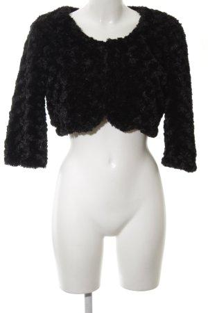 Orsay Torera negro estilo extravagante