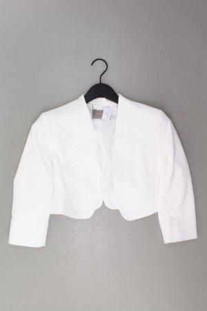 Orsay Blazer corto bianco sporco Cotone