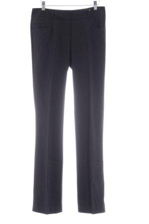 Orsay Bundfaltenhose schwarz-weiß Nadelstreifen Elegant