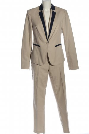 Orsay Business-Anzug wollweiß-blau Business-Look