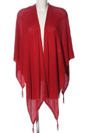 Orsay Peleryna czerwony W stylu casual