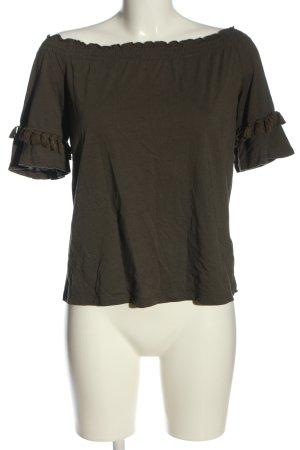 Orsay Koszula typu carmen jasnoszary W stylu casual