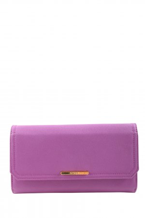 Orsay Clutch lila Casual-Look