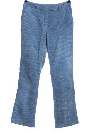 Orsay Cordhose blau Casual-Look