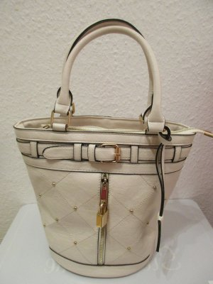 Orsay, cremefarbene Damentasche