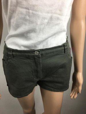 Orsay Pantaloncino di jeans cachi Cotone