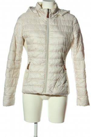 Orsay Down Jacket natural white quilting pattern casual look