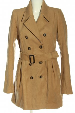 Orsay Duffel Coat brown business style