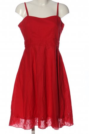 Orsay Empire Dress red casual look