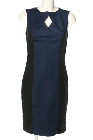 Orsay Etuikleid blau-schwarz Casual-Look