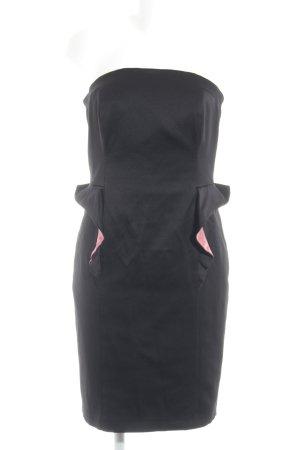 Orsay Etuikleid schwarz-rosa Elegant