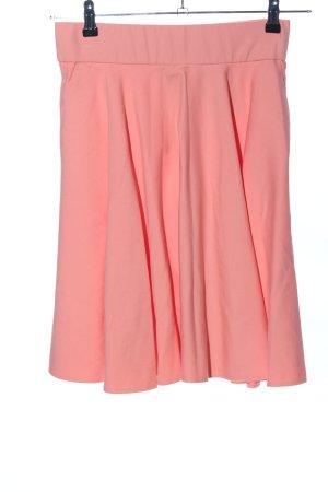 Orsay Faltenrock pink Casual-Look