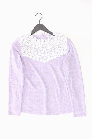 Orsay Feinstrickpullover Größe L lila aus Polyester