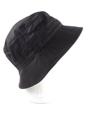 Orsay Vissershoed zwart casual uitstraling