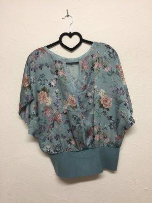 Orsay Fledermausarm Bluse mit Blumendruck   (32)