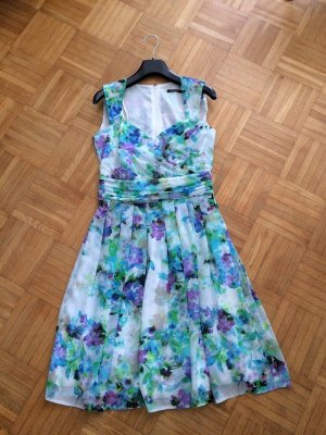 Orsay Geblümtes Sommer Kleid bunte Farben Gr. 34/XS Neu NP 49,99€