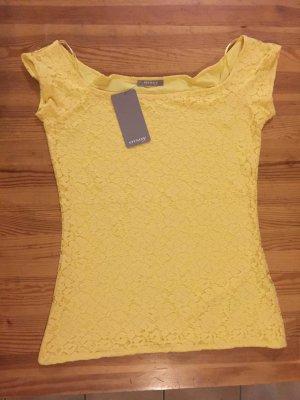 Orsay Gelb Bluse Gr. 36 Neu mit Etikett