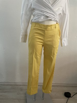 Orsay Pleated Trousers yellow-neon yellow