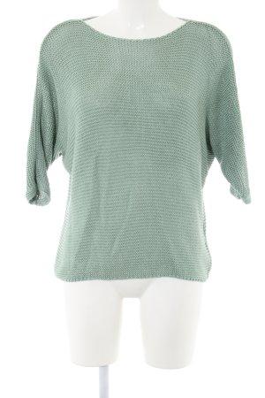 Orsay Gehaakt shirt groen casual uitstraling