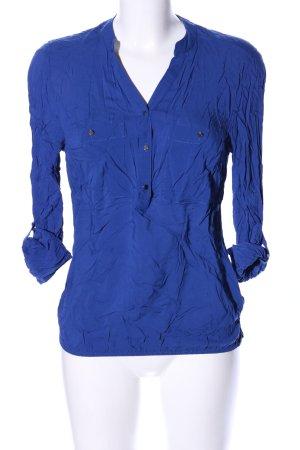 Orsay Hemd-Bluse blau Casual-Look