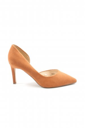 Orsay High Heels light orange casual look