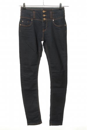 Orsay High Waist Jeans schwarz Casual-Look