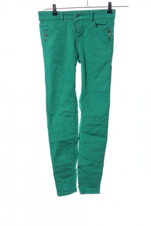 Orsay Hoge taille jeans groen casual uitstraling