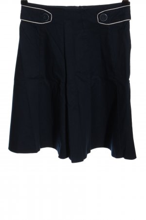 Orsay Rok met hoge taille blauw casual uitstraling