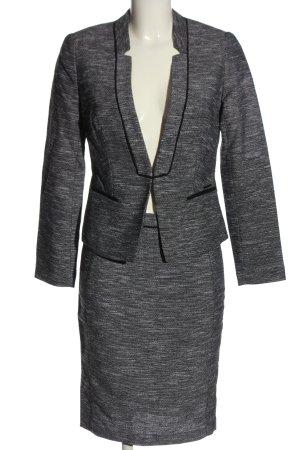 Orsay Kostüm hellgrau meliert Business-Look