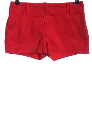 Orsay Hot Pants rot Casual-Look