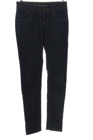 Orsay Jeansy biodrówki niebieski W stylu casual