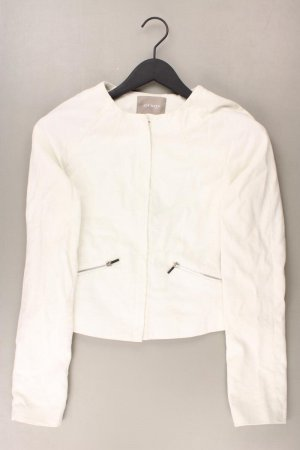 Orsay Jacke Größe 38 weiß aus Polyester