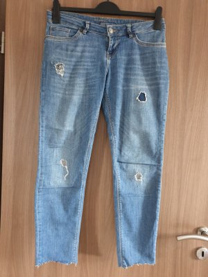 Orsay Boot Cut Jeans blue