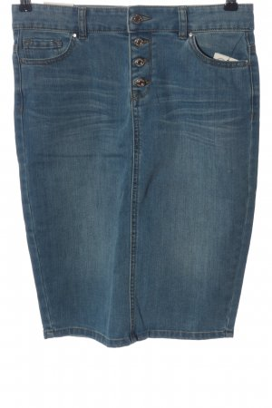 Orsay Jeansrock blau Casual-Look