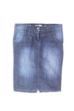Orsay Jeansrock Größe 34 blau aus Baumwolle