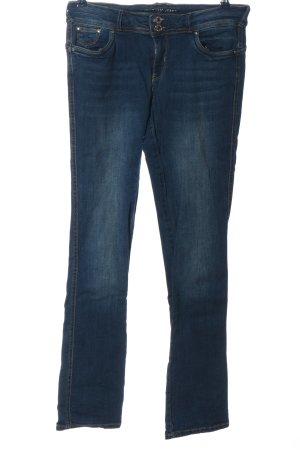 Orsay Jeansowe spodnie dzwony niebieski W stylu casual