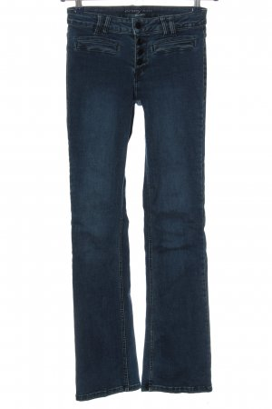 Orsay Jeansschlaghose blau Casual-Look
