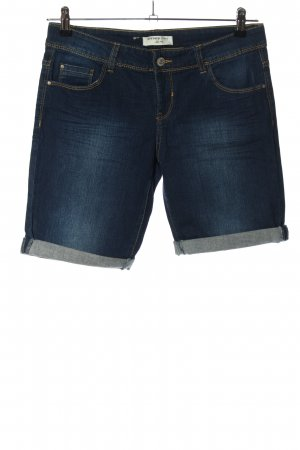 Orsay Jeansshorts blau Casual-Look