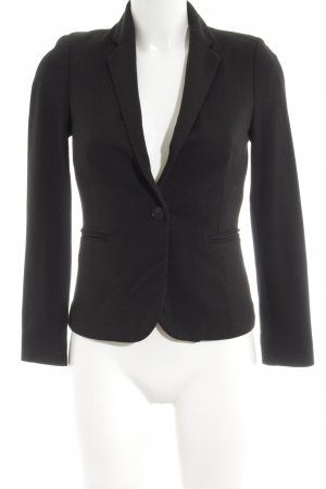 Orsay Jerseyblazer schwarz Business-Look